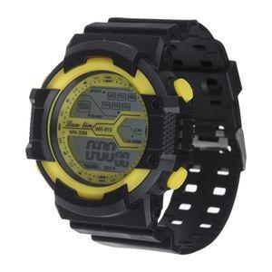 ساعت مچی دیجیتال لن لین مدل WR803 YL -گالری مارنا