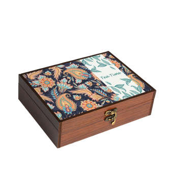 جعبه چای و نسکافه هوم لوکس مدل HT9055