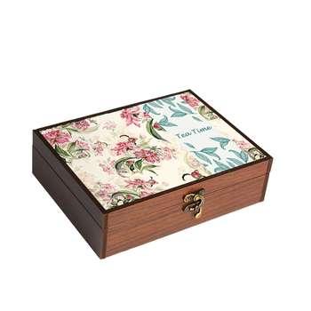 جعبه چای و نسکافه هوم لوکس مدل HT9056