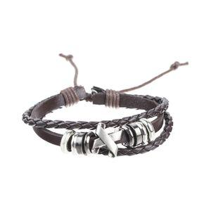 دستبند اسپرت مدل مارنا گالری  X Brown