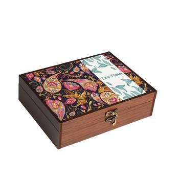 جعبه چای و نسکافه هوم لوکس مدل HT9059