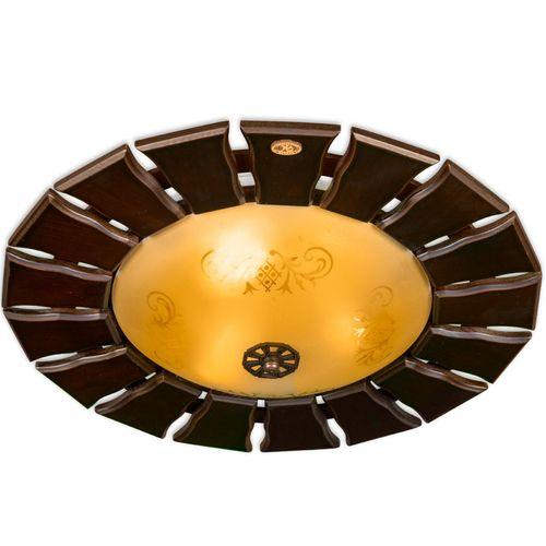 سقفی دارکار مدل آفتاب بزرگ کد 320