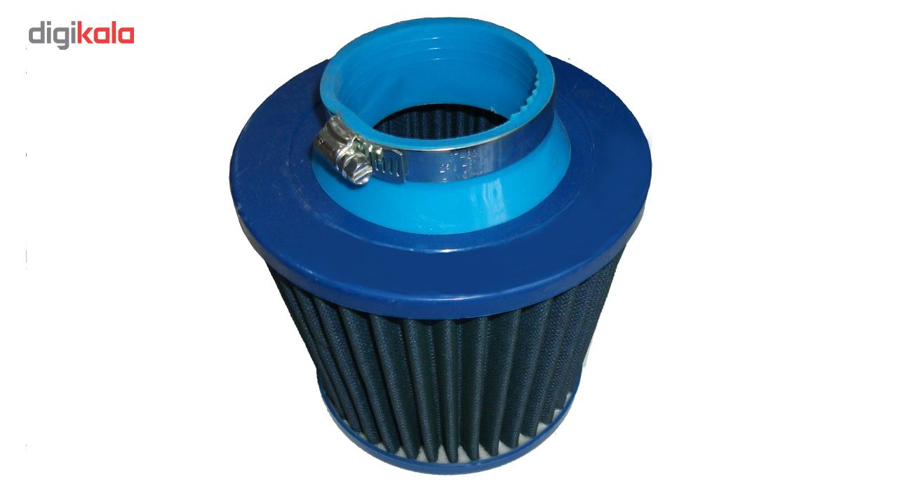 فیلتر هوای خودروی اسپرت مدل توری-پارچه متوسط main 1 2