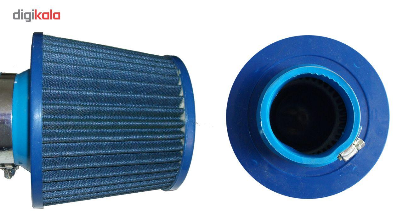 فیلتر هوای خودروی اسپرت مدل توری-پارچه متوسط main 1 3