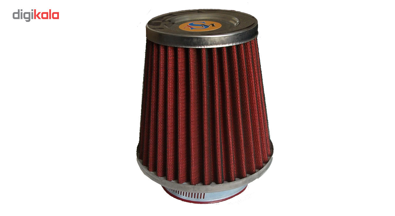 فیلتر هوای خودروی اسپرت مدل توری-پارچه کوچک main 1 1