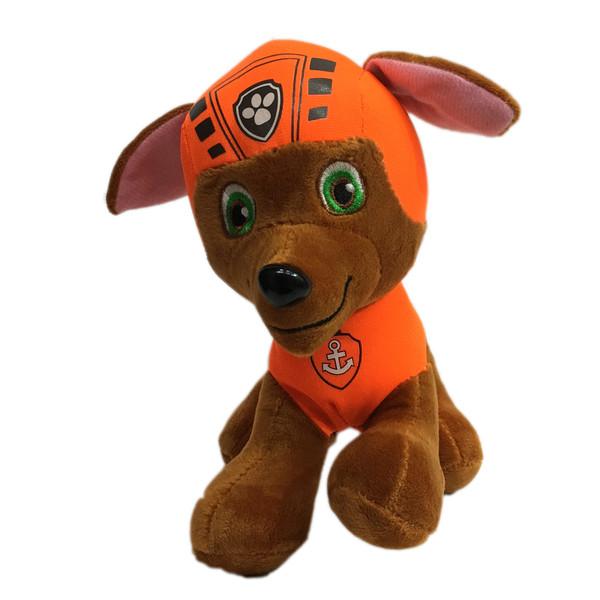 عروسک سگ نگهبان بانیبو مدل Zpoma Paw Patrol ارتفاع 20 سانتی متر