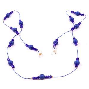 بند عینک مهسیما مدل blue00