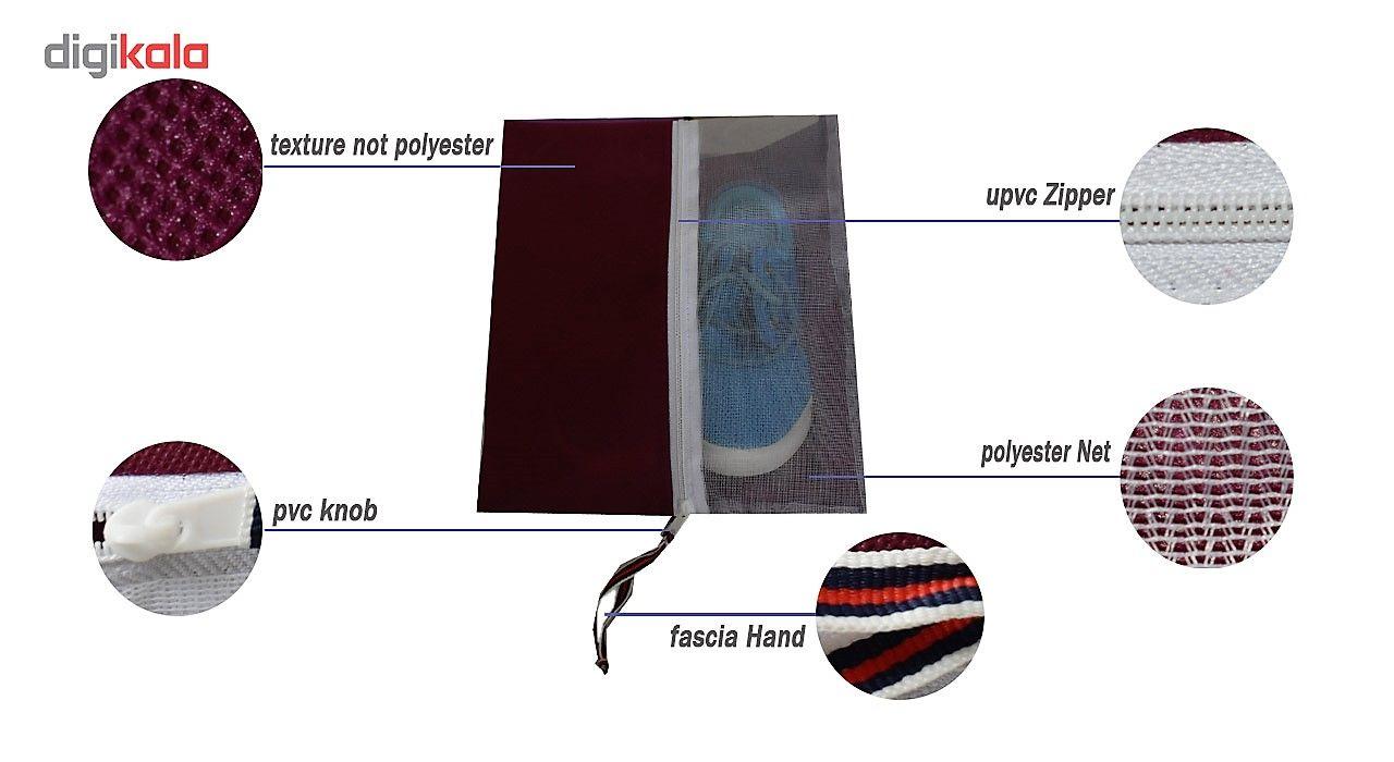 کاور کفش پایا کد 803011 بسته 5 عددی main 1 9