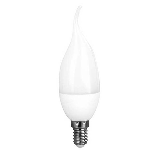 لامپ ال ای دی 4 وات آینده پایه E14-مدل اشکی