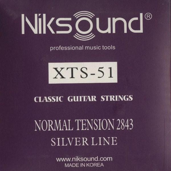 سیم گیتار کلاسیک نیک ساند مدل XTS - 51
