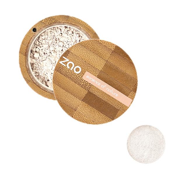 پودر تثبیت کننده آرایش زاو مدل Mineral Silk شماره 500