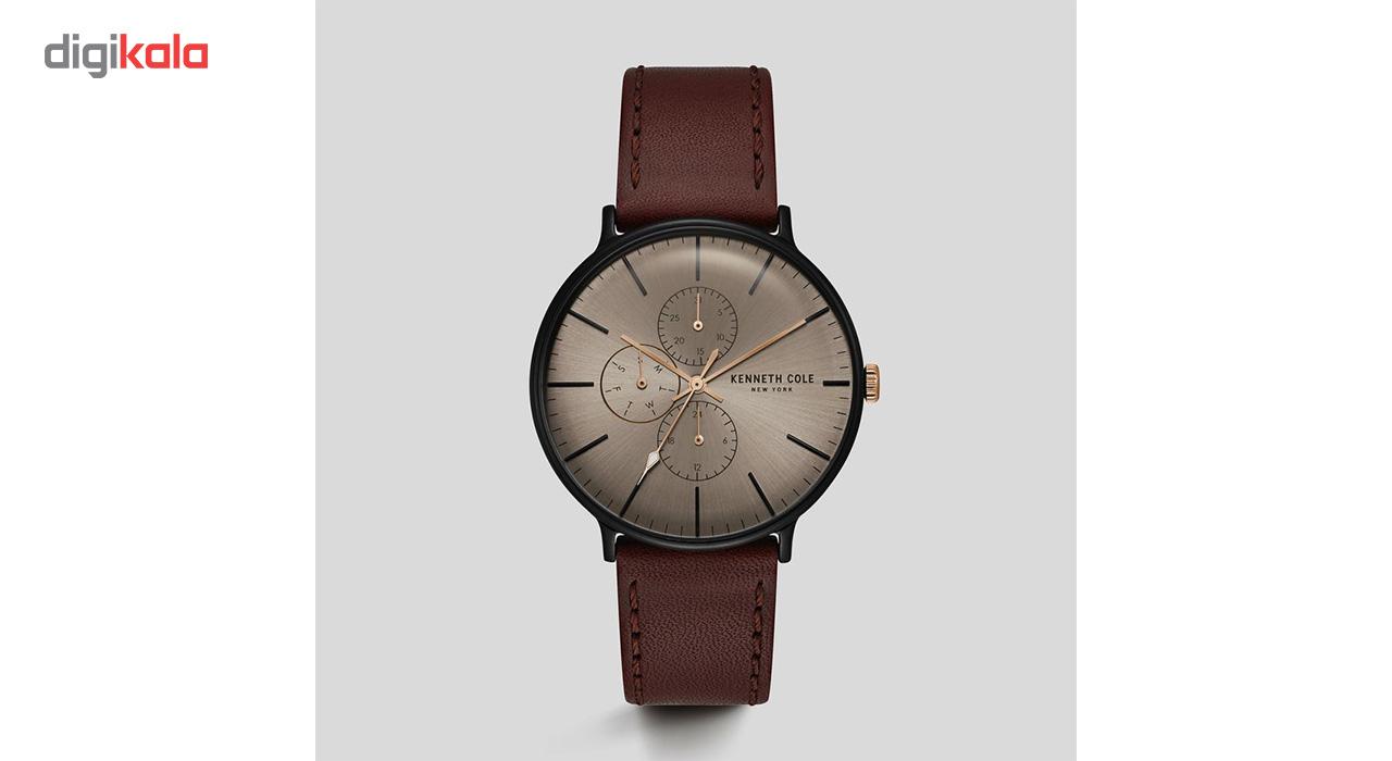 ساعت مچی عقربه ای مردانه کنت کول مدل KC15189002