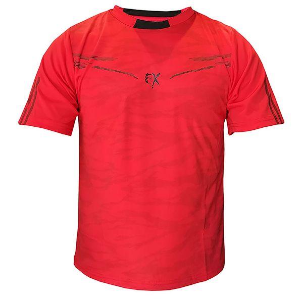 تیشرت ورزشی مردانه ساکریکس مدل BTSH551.RED