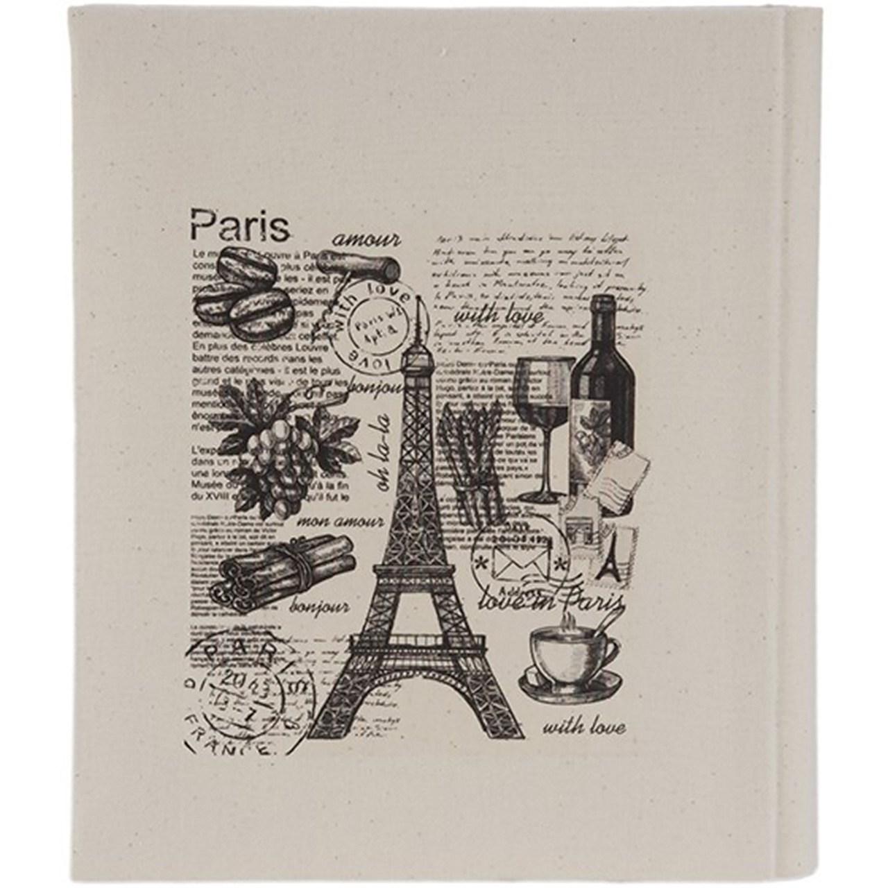 آلبوم عکس آنجلیک طرح پاریس - سایز 21 × 16 سانتی متر