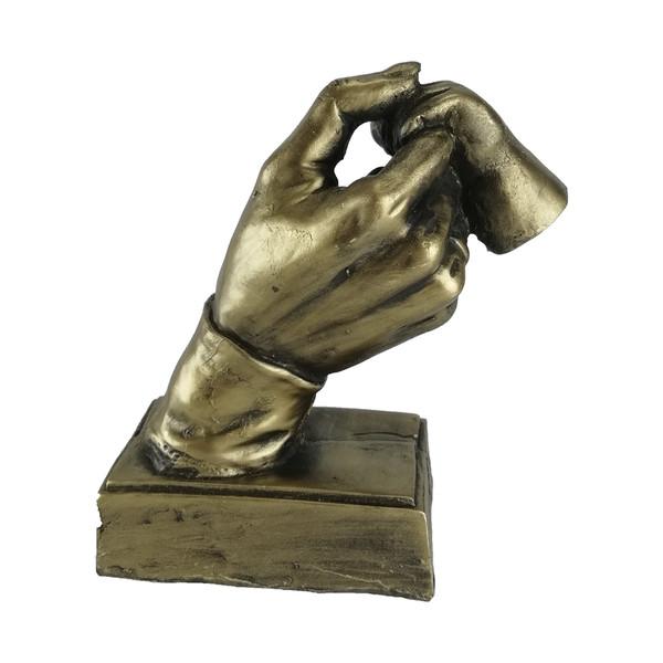 مجسمه طرح دست مهر مادر کد AL-20020209