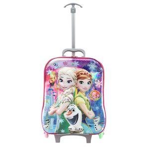 کیف چرخ دار کودکانه بیشان  مدل Frozen