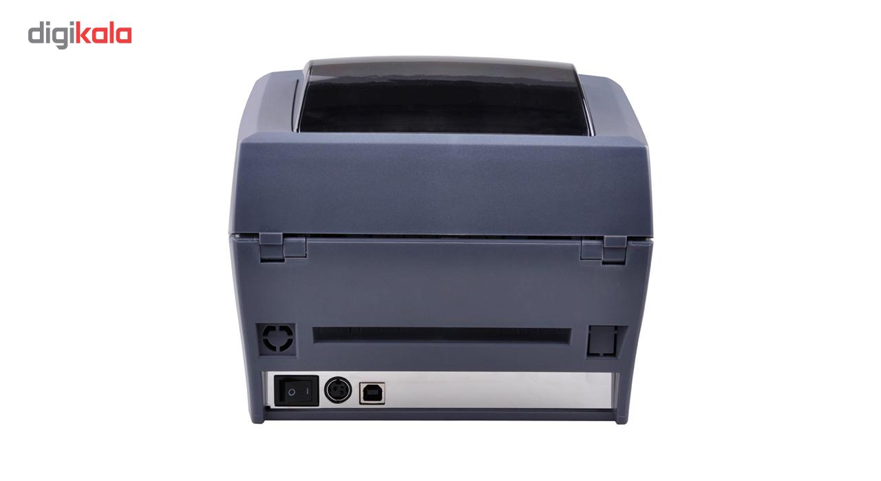 قیمت                      پرینتر لیبل زن اچ پی آر تی مدل HLP106D