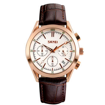 ساعت مچی عقربه ای مردانه اسکمی مدل 9127 کد 01