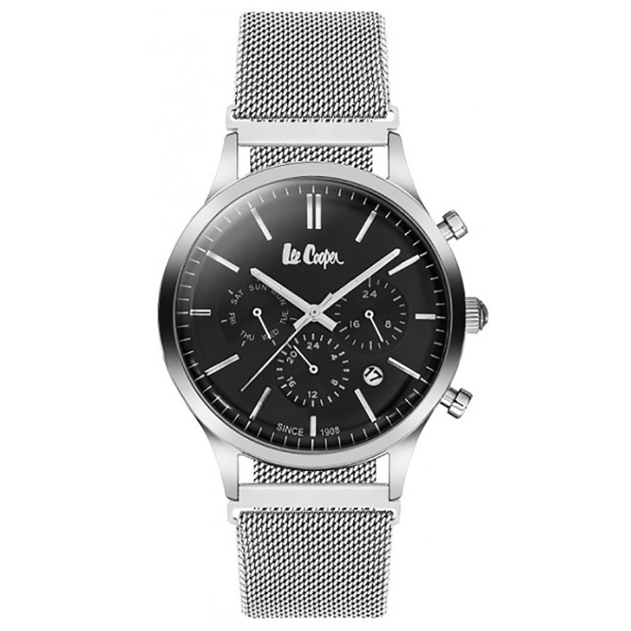 ساعت مچی عقربه ای مردانه  لی کوپر مدل LC06305.330 40