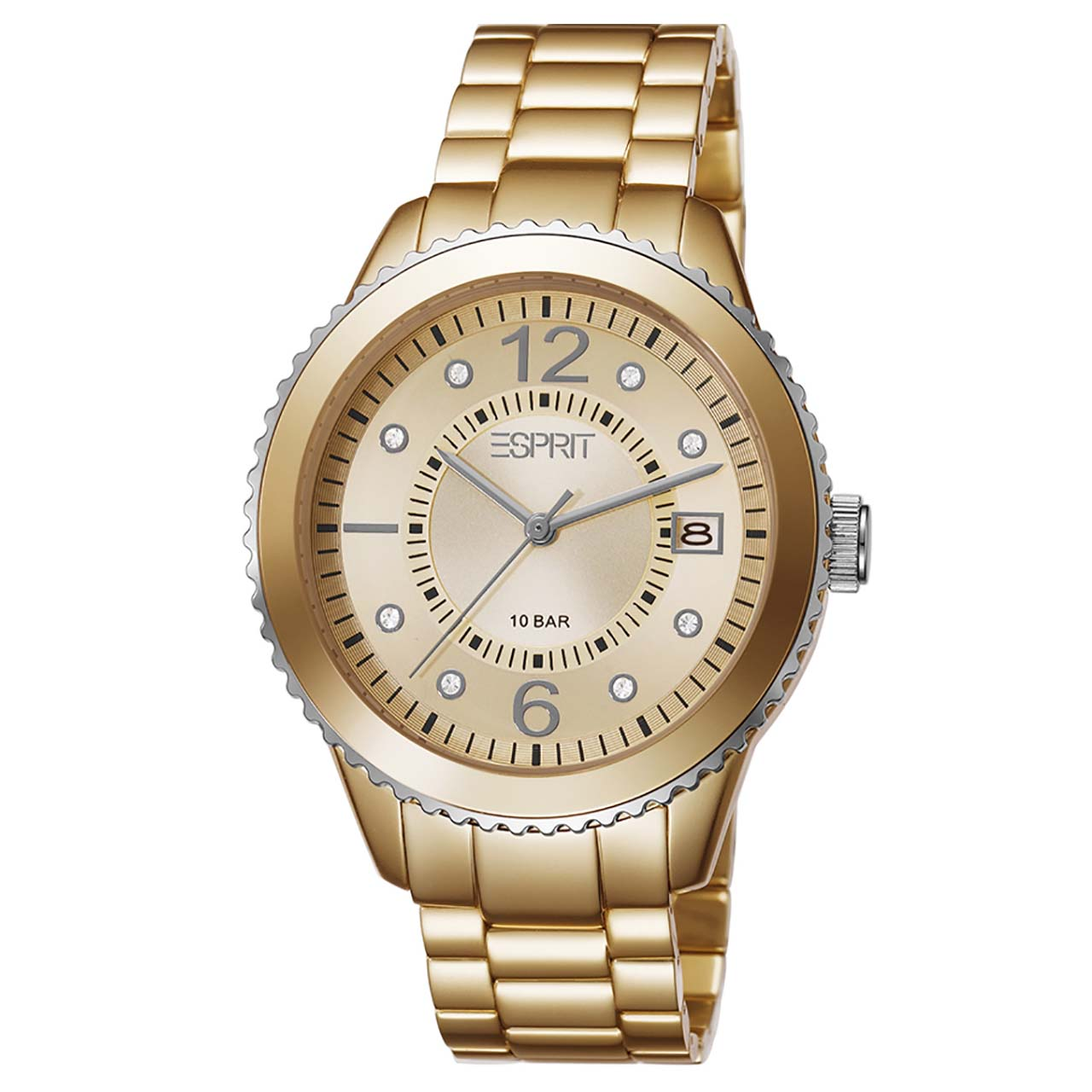 ساعت مچی عقربه ای زنانه اسپریت مدل ES105812005              ارزان