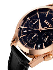 ساعت مچی عقربه ای مردانه اسکمی مدل 9127 کد 02 -  - 2