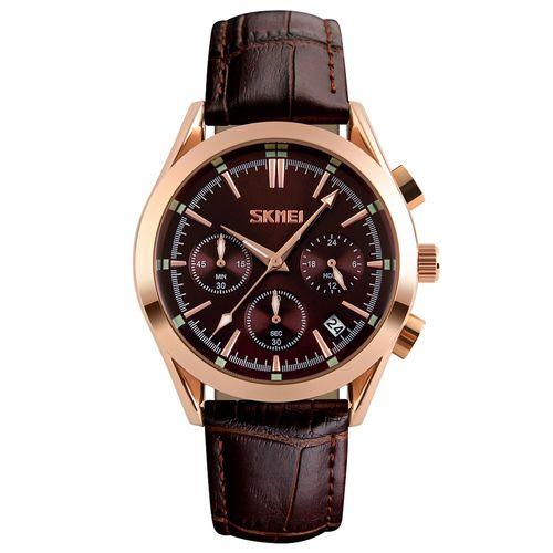 ساعت مچی عقربه ای مردانه اسکمی مدل 9127 کد 03