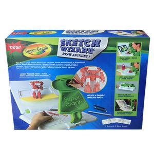 بازی آموزشی رنگ آمیزی مدل سوپر گراف کد 02