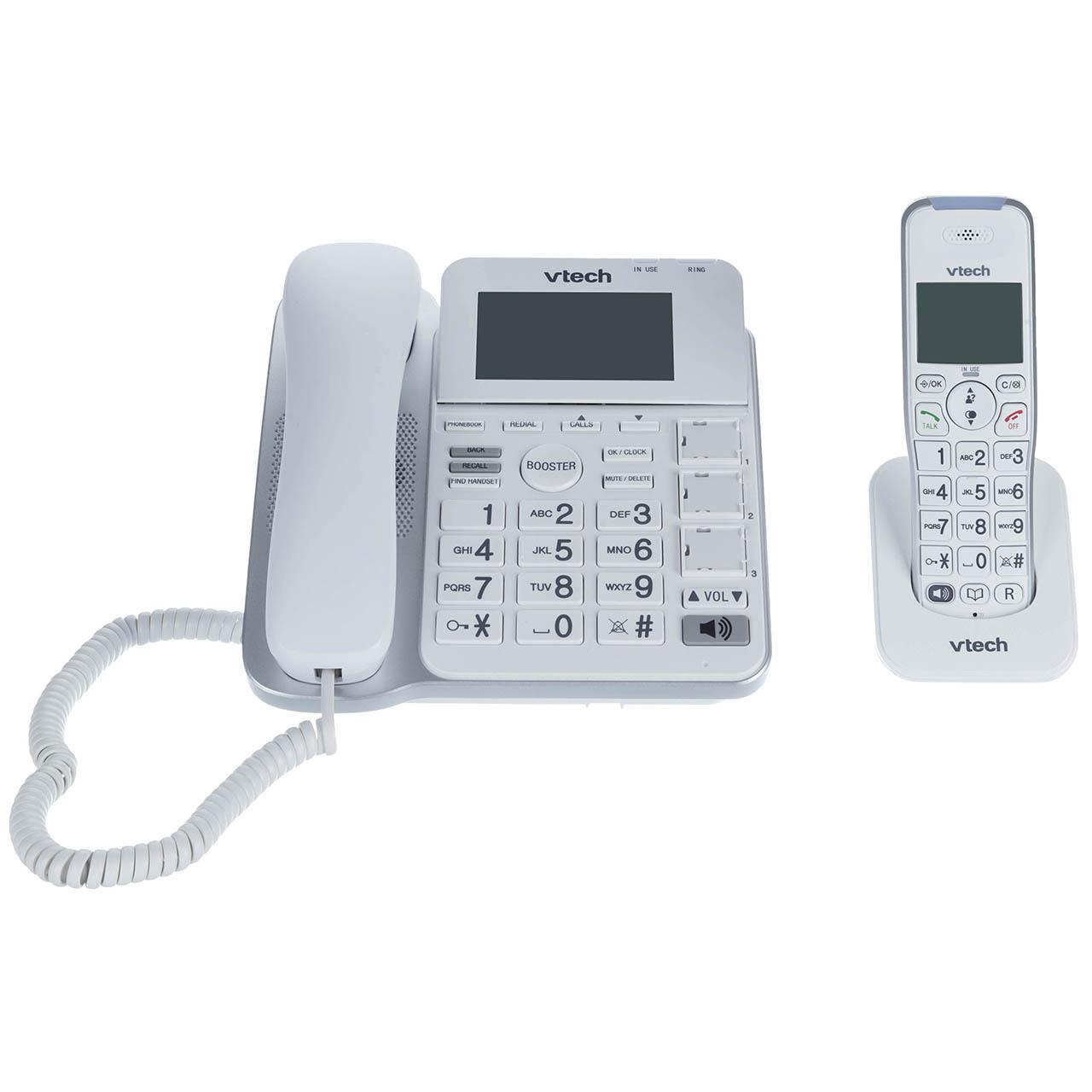 تلفن بی سیم وی تک مدل CRL54102
