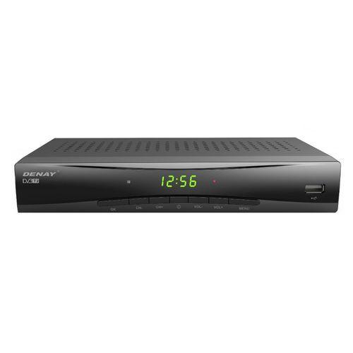 گیرنده دیجیتال دنای مدل DVB-T STB953T2 به همراه یک کابل HDMI هدیه