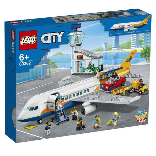 لگو مدل هواپیمای مسافربری