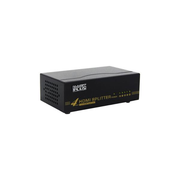 اسپلیتر HDMI چهار پورت کی نت پلاس مدل KP_S644