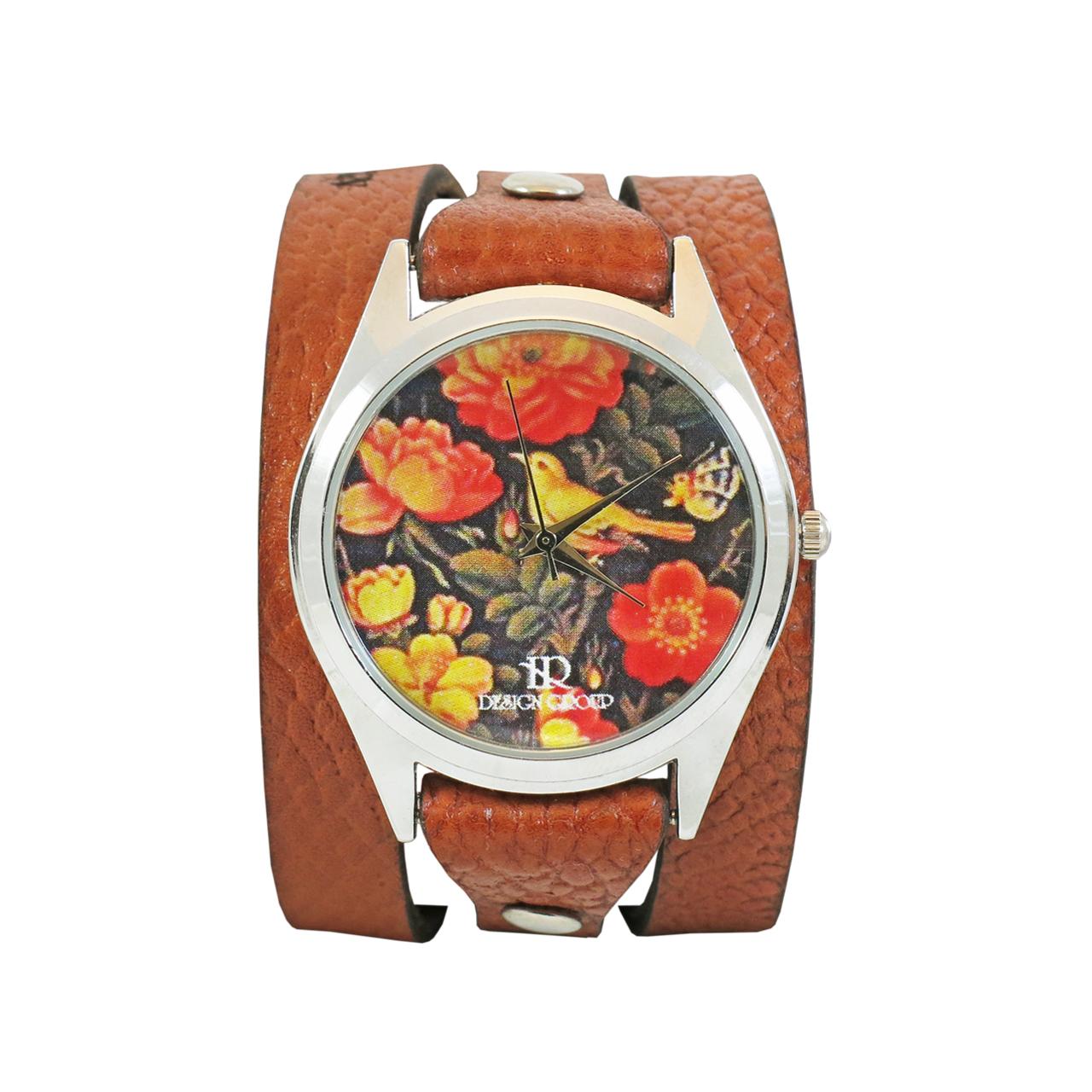 ساعت دست ساز اچ آر دیزاین گروپ مدل 001