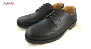 کفش طبی مردانه الهام مدل هشترک کد 2208