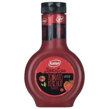 سس گوجه فرنگی کاله مقدار 375 گرم