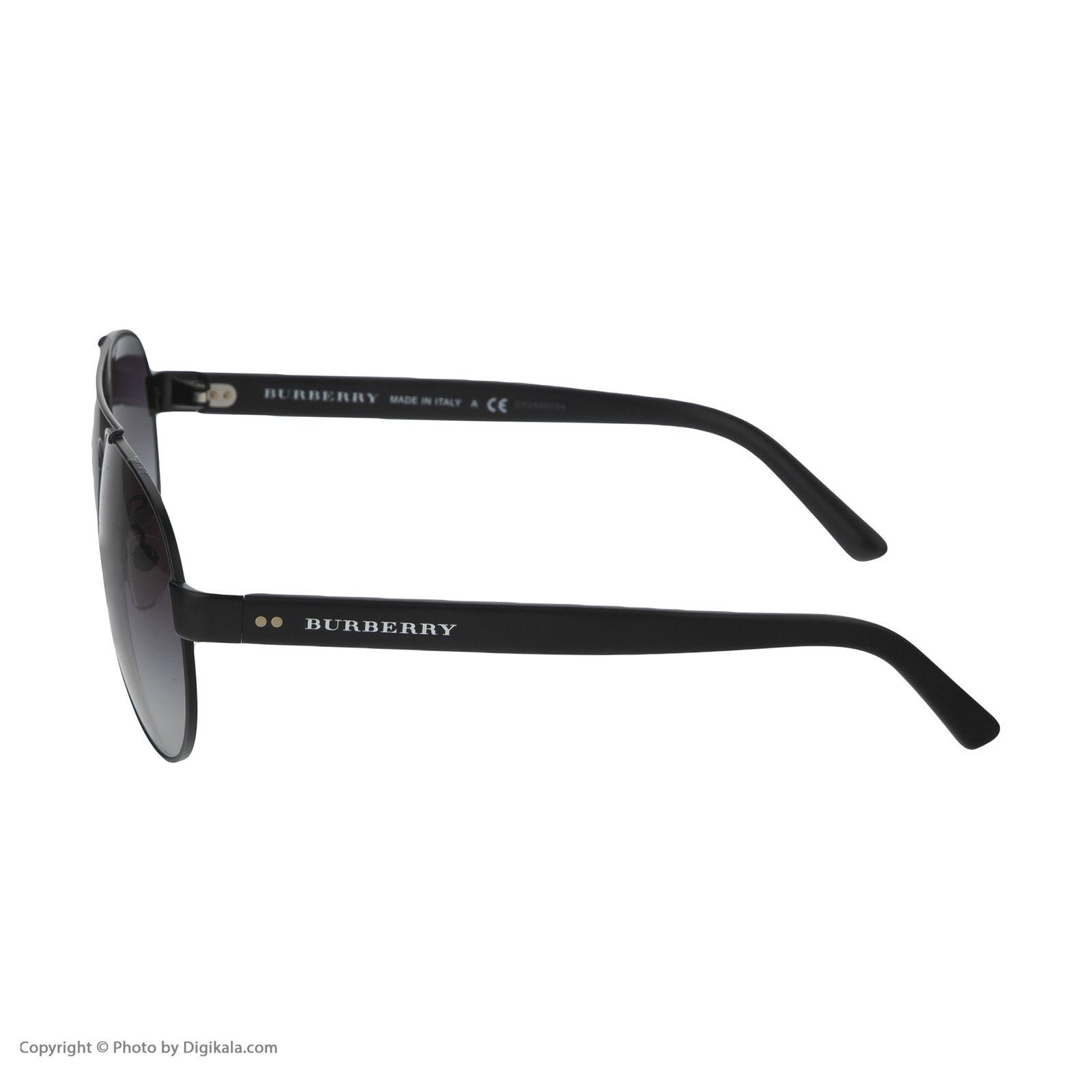 عینک آفتابی زنانه بربری مدل BE 3086S 1007S6 59 -  - 4