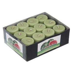 شمع مدل Waternelon بسته 12 عددی