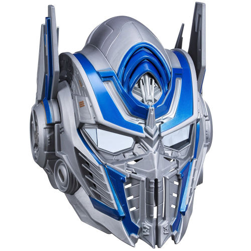 ماسک هاسبرو مدل Transformers The Last Knight Optimus Prime Voice Changer Helmet