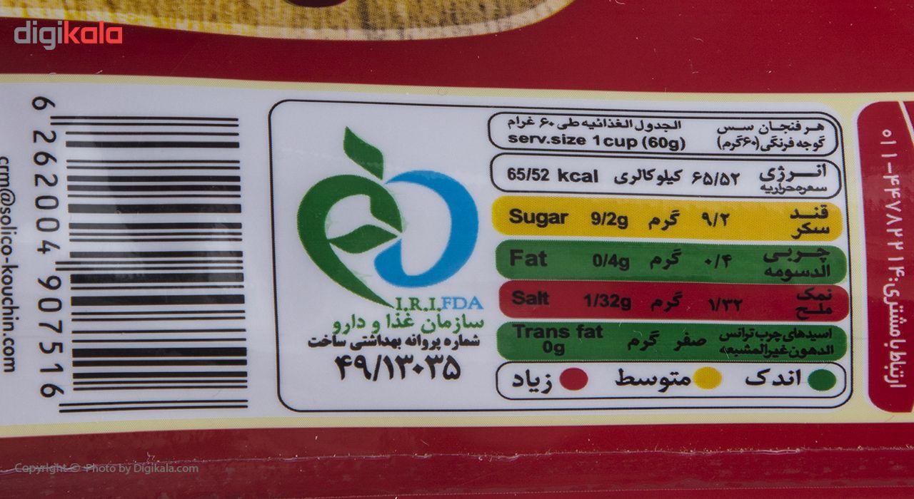 سس گوجه فرنگی خانواده کاله مقدار 830 گرم main 1 5