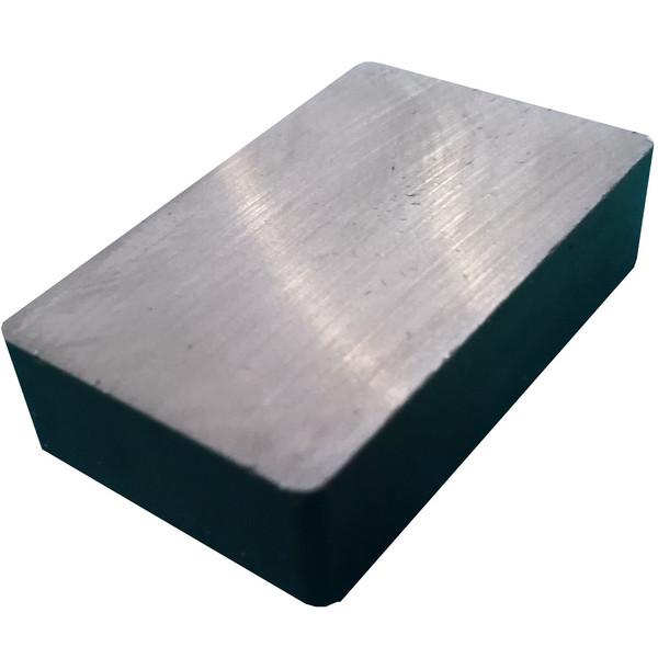 آهن ربا مدل مکعبی 10*25*40 بسته ده عددی رنگ مشکی