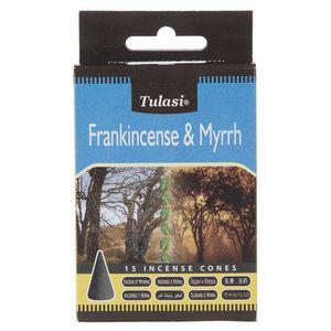 عود خوشبوکننده تولاسی مدل Frankincense & Myrrh
