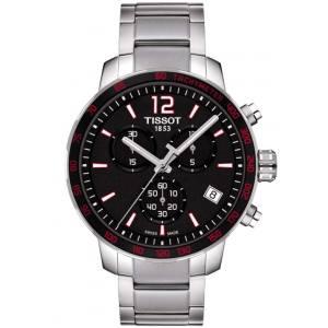 ساعت مچی عقربه ای مردانه تیسوت مدل Quickster T095.417.11.057.00