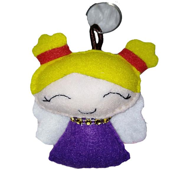 عروسک سورنا مدل فرشته کوچولو