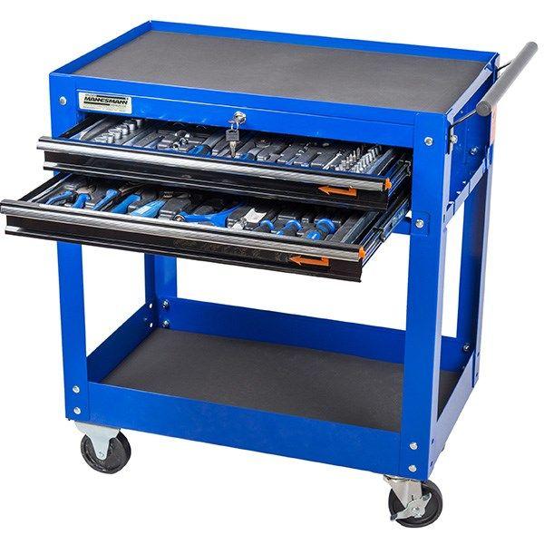 مجموعه میز و ابزار 132 عددی مانسمان مدل 28280