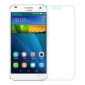 محافظ صفحه نمایش شیشه ای مدل Tempered مناسب برای گوشی موبایل هوآوی Honor 3X G750