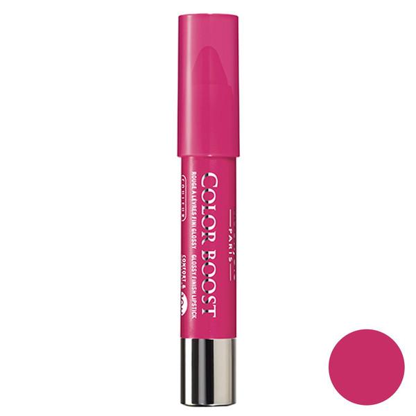 رژ لب مدادی بورژوآ مدل Color Boost شماره 09