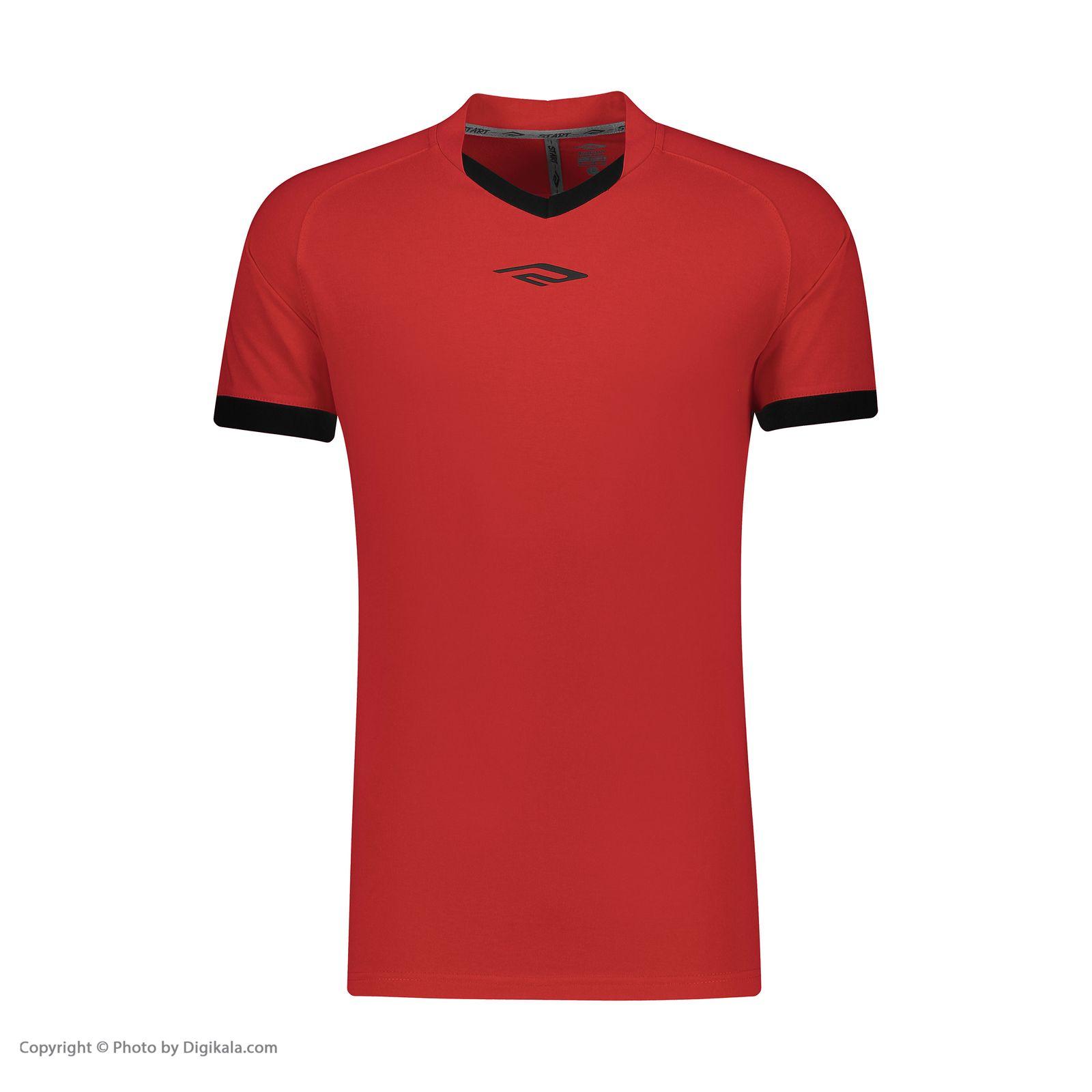 ست پیراهن و شورت ورزشی مردانه استارت مدل v1001-5 -  - 6