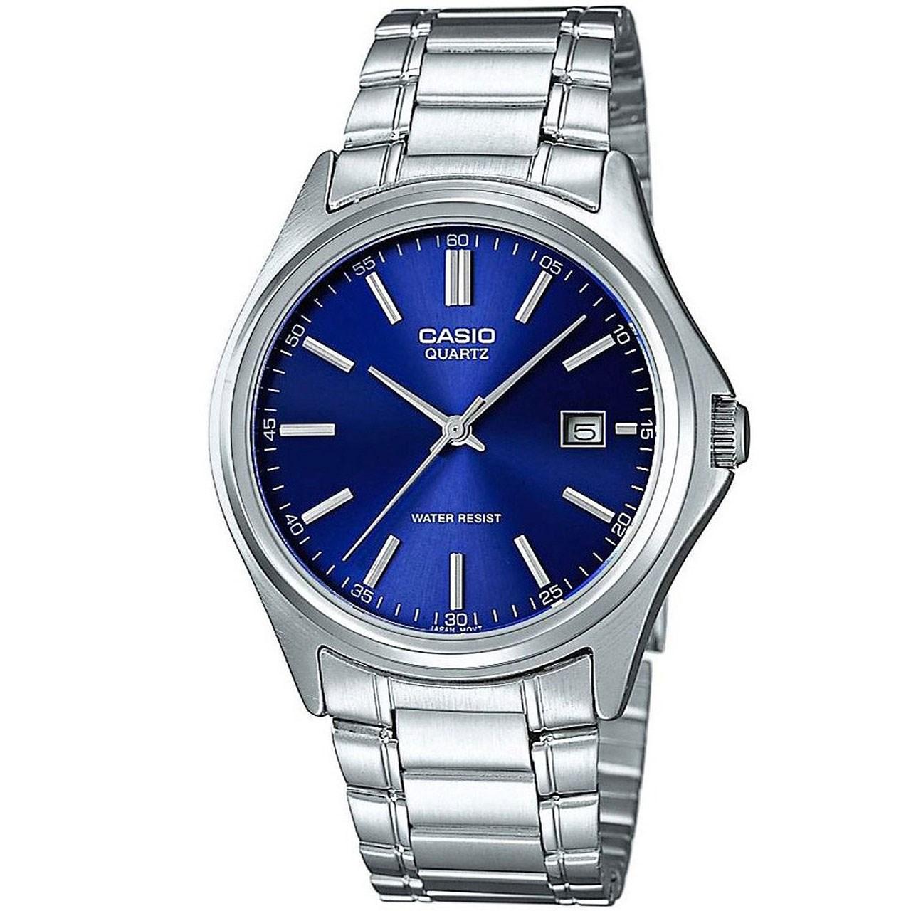 ساعت مچی عقربه ای مردانه کاسیو مدل MTP-1183A-2ADF