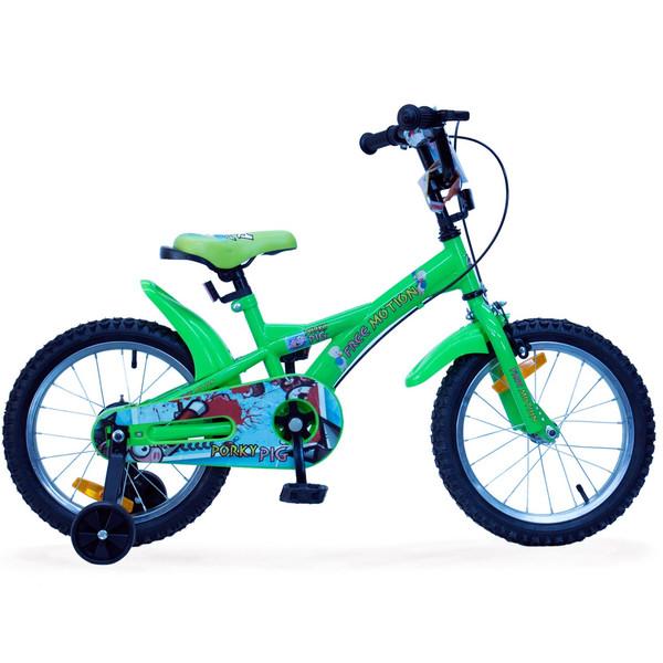 دوچرخه شهری فری موشن مدل Porky Pig سایز 16 - سایز فریم 16