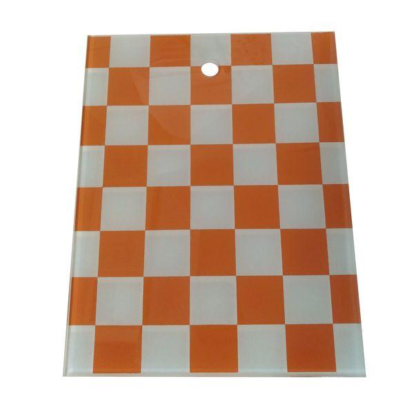 تخته گوشت طرح شطرنجی مدل avt4004