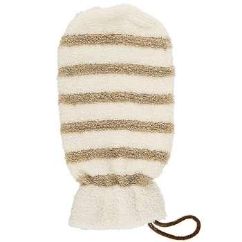 دستکش شستشوی بدن سوآوی پیل سری Natural مدل Ramie & Cotton